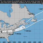 Remnants Of Hurricane Laura To Affect Blue Ridge Area This Weekend