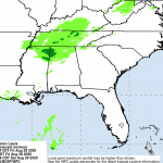 Tropical Depression Laura Still Slated To Affect Blue Ridge This Weekend