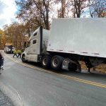 Reeds Gap - Day 3, Yet Another Semi Blocks Road : And A Historical Look Back