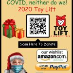 Toy Lift Goes Virtual : Runs Until December 4th