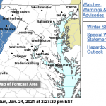Winter Storm Watch : Along & West Of BRP : EXPIRED / CANCELED