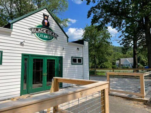 Nellysford : Black Bear Creamery Set To Open Soon