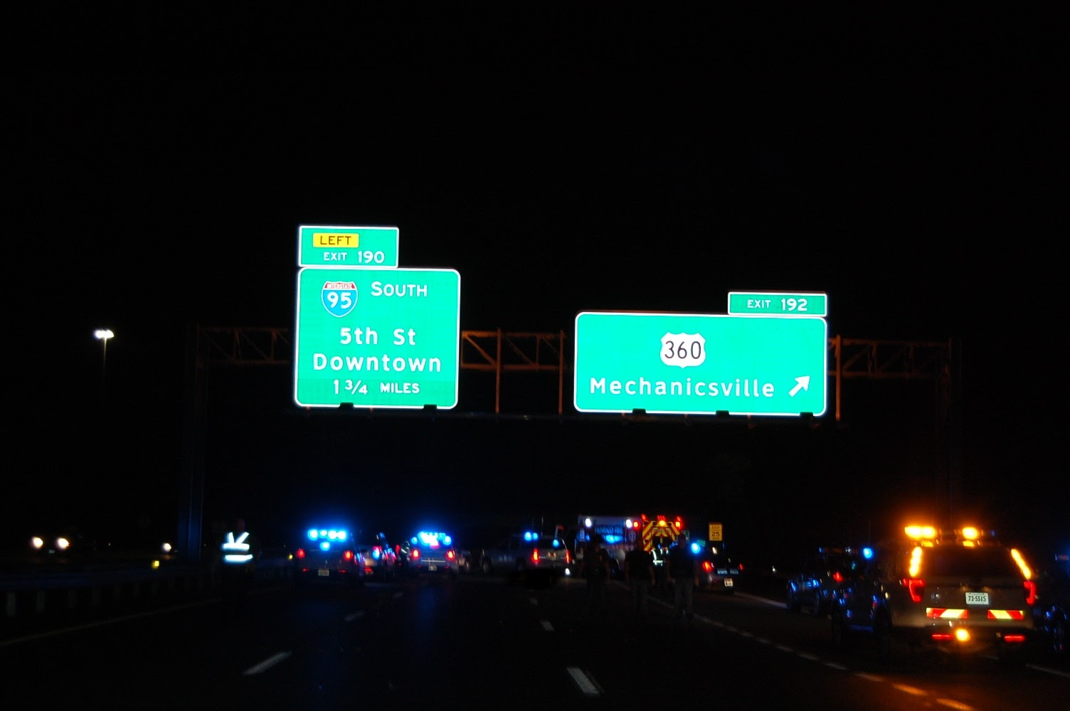 Afton Man Struck & Killed on I-64 in Henrico County